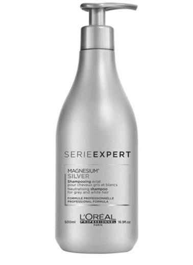 Loreal Professionnel Magnesium Silver Şampuan 500 Ml Renksiz